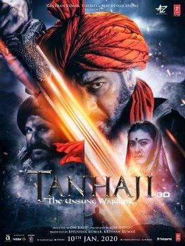 Tanaji film poster 2020