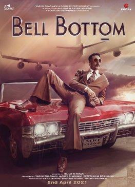 Bell Bottom film Poster