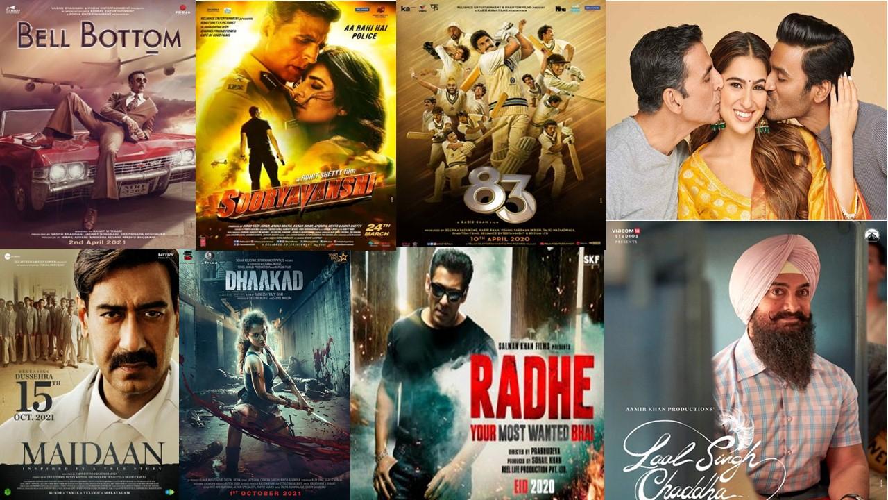 Peliculas de Bollywood mas esperadas del 2021