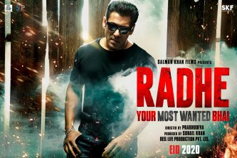 Radhe Your Most Wanted Bhai First Look