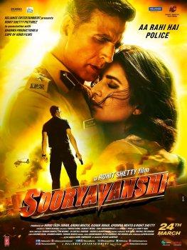 Sooryavanshi film poster