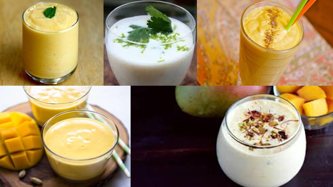 El Lassi: una bebida refrescante