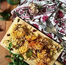 Curry de pescado al estilo goan con tamarindo y coco