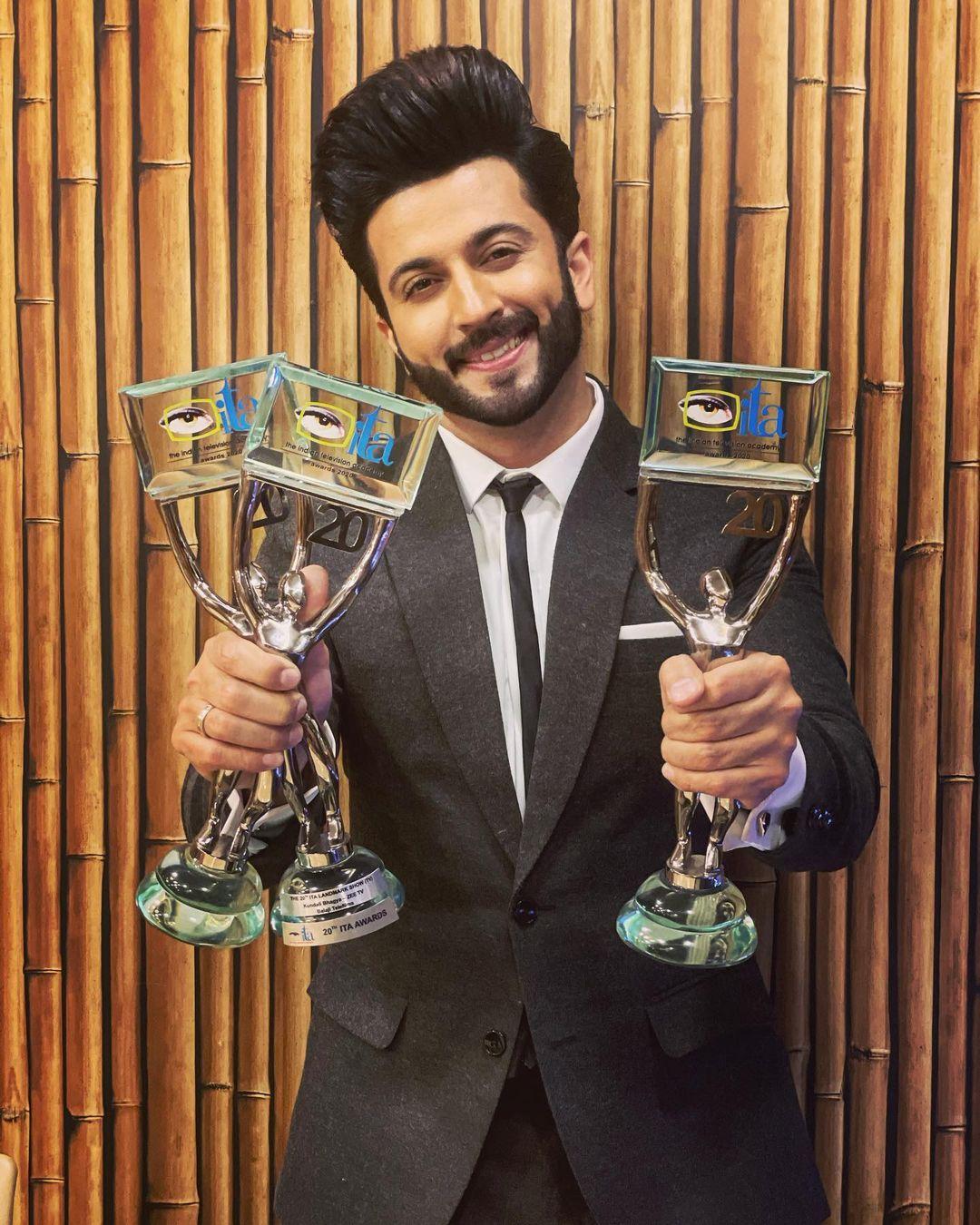 Dheeraj Dhoopar. Premios ITA 2021