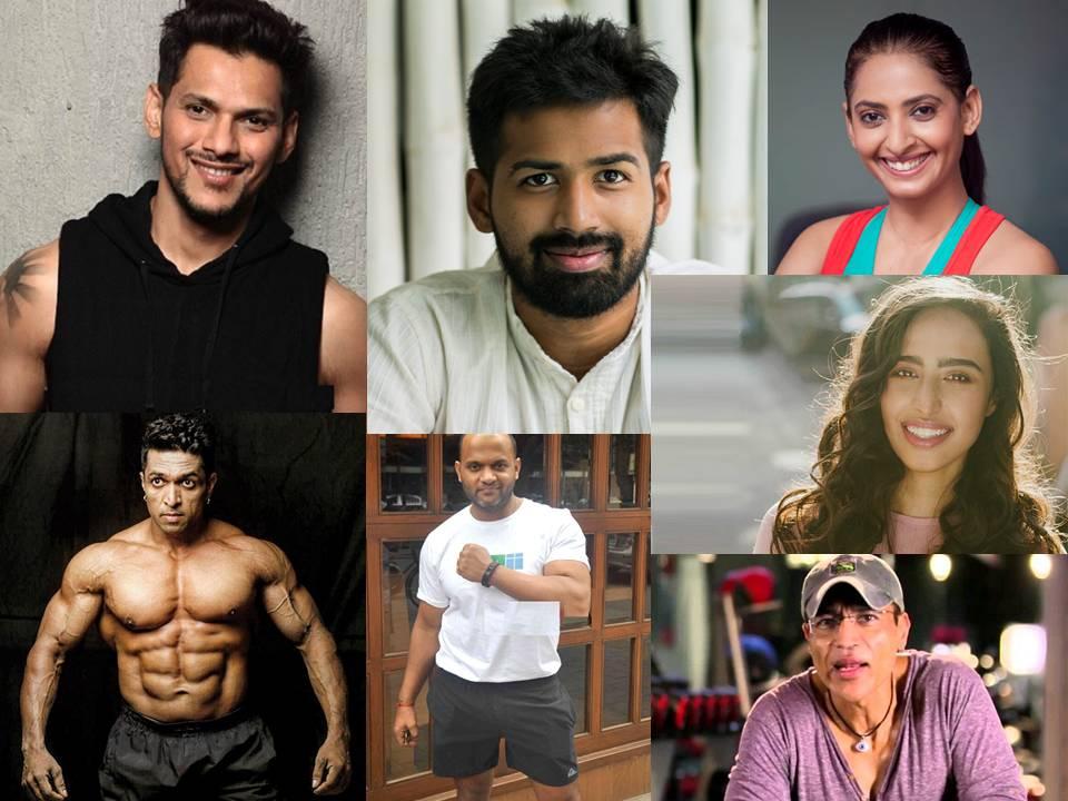 Famosos entrenadores de fitness de Bollywood