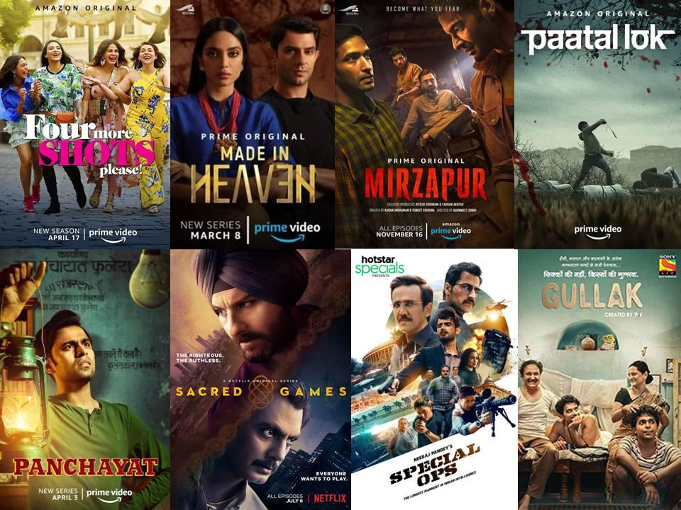 Mejores series web indias 2020