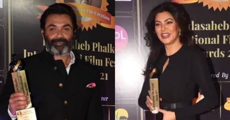 Premio Dadasaheb Phalke 2021 Winners