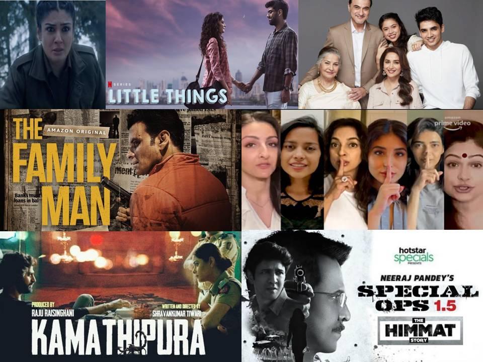 Principales Series Web Indias del 2021