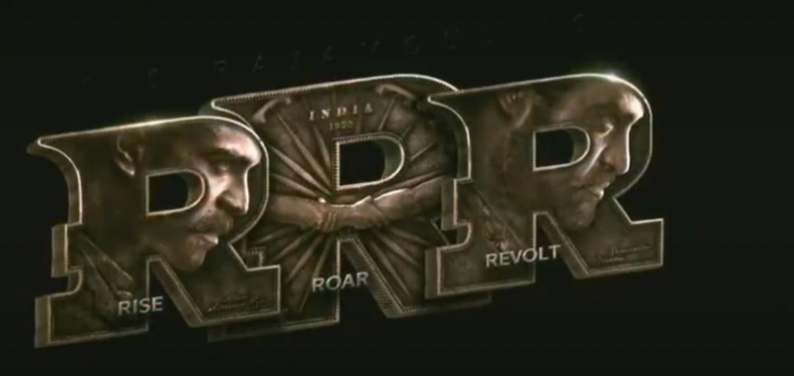 RRR Motion Poster Hindi 2