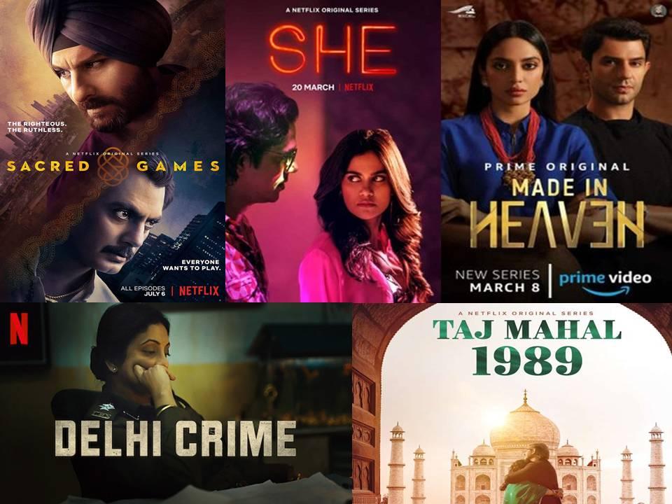 Mejores series indias en Netflix