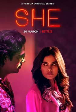 She TV series poster