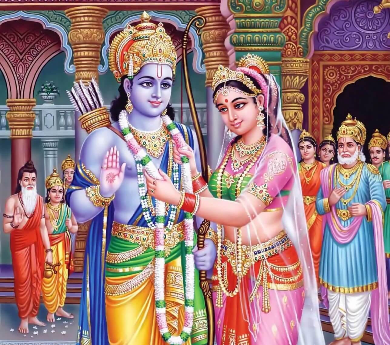 Sita Navami 2021 historia y significado