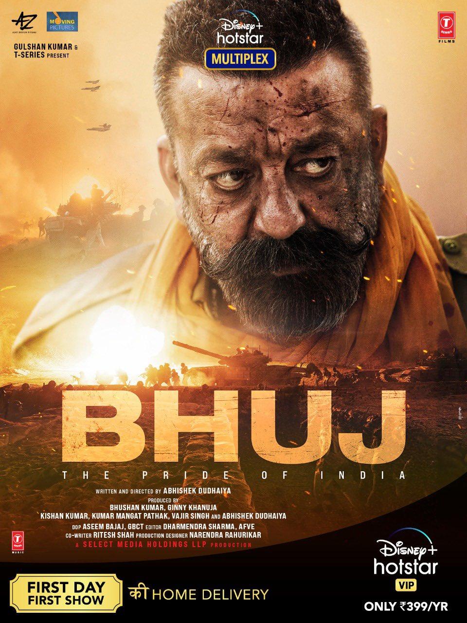 Estrenado el Motion Poster de Bhuj The Pride of India nuevo filme de Ajay Devgn