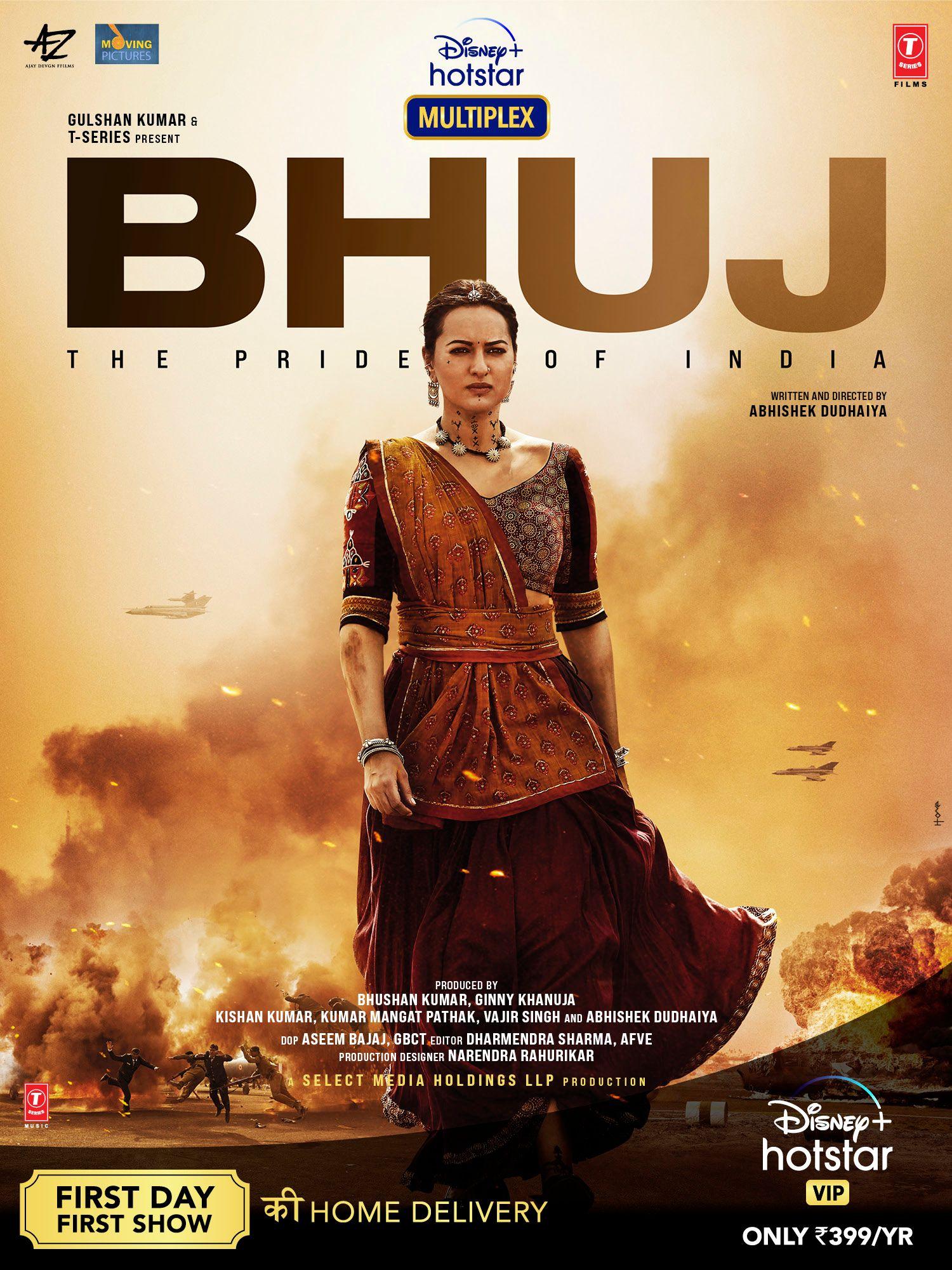 Estrenado el Motion Poster de Bhuj The Pride of India nuevo filme de Ajay Devgn 3
