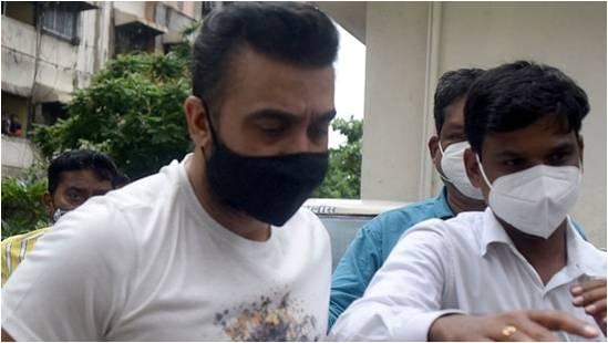 Raj Kundra es arrestado por pornografia Shilpa Shetty interrogada 2