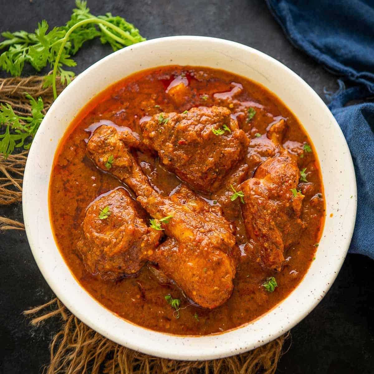 Chicken Vindaloo 2 3