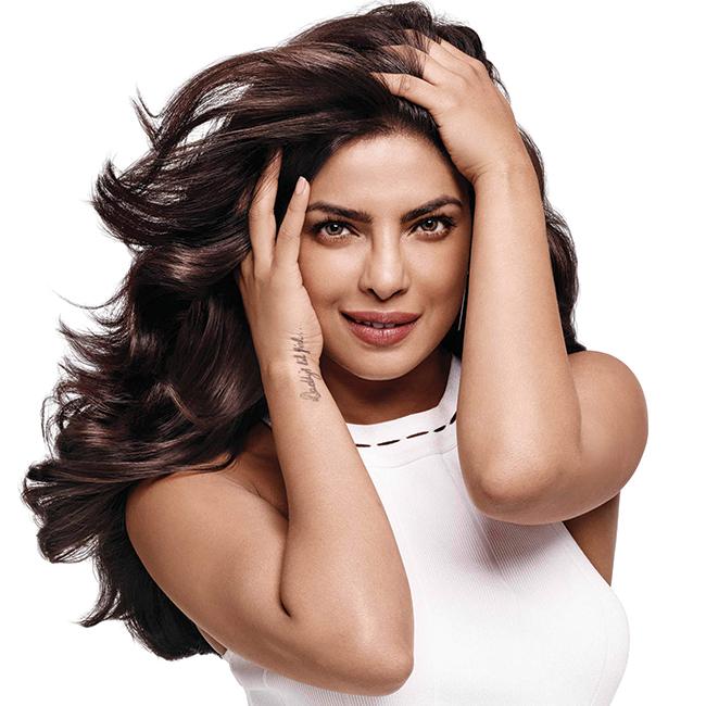 Top 10 de celebridades de Bollywood mas seguidas en Instagram Priyanka