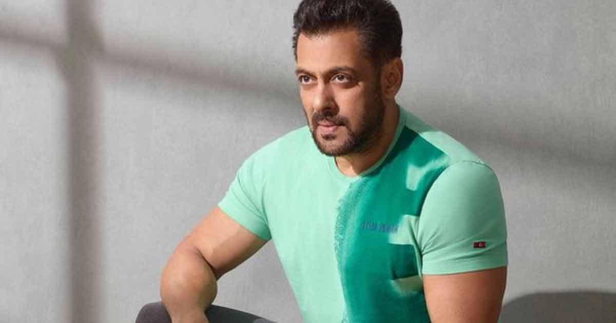 Top 10 de celebridades de Bollywood mas seguidas en Instagram Salman Khan