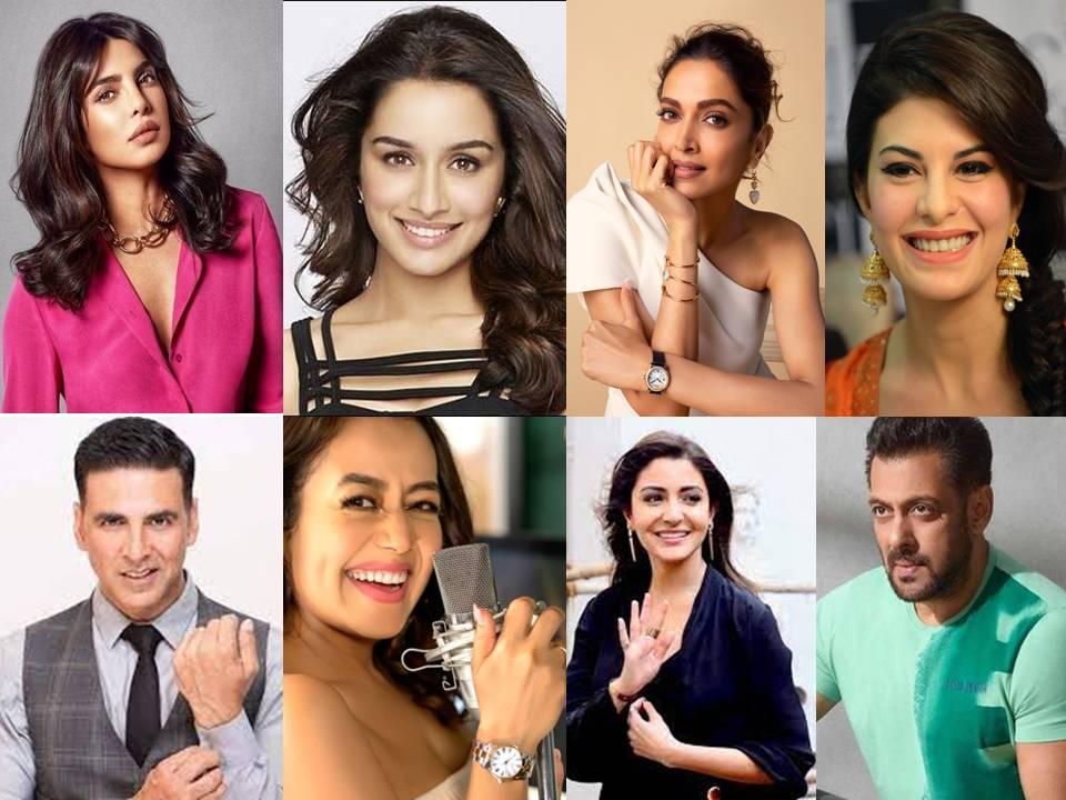 Top 10 de celebridades de Bollywood más seguidas en Instagram